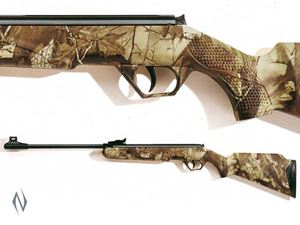 Picture of DIANA 21 PANTHER .177 AIR RIFLE CARBON STOCK
