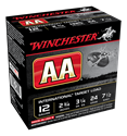 "Picture of WINCHESTER AA INTERNATIONAL 12G 7.5 2-3/4"" 24GM TARGET SHOTSHELL"