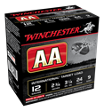 "Picture of WINCHESTER AA INTERNATIONAL 12G 9 2-3/4"" 24GM TARGET SHOTSHELL"