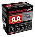 "Picture of WINCHESTER AA LITE HANDICAP 12G 8 2-3/4"" 28GM TARGET SHOTSHELL"