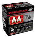 "Picture of WINCHESTER AA SUPER SPORTING 12G 7.5 2-3/4"" 32GM TARGET SHOTSHELL"