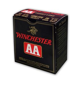 """Picture of WINCHESTER AA TARGET 12G 7.5 2-3/4"""" 28GM TARGET SHOTSHELL"""