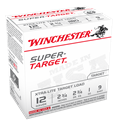 "Picture of WINCHESTER SUPER TARGET 12G 9 2-3/4"" 28GM SHOTSHELL"