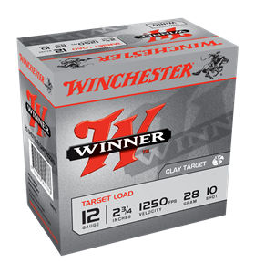 "Picture of WINCHESTER WINNER 12G 10 2-3/4"" 28GM TARGET SHOTSHELL"
