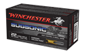 Picture of WINCHESTER SUBSONIC 22 LONG RANGE 40GR HOLLOW POINT
